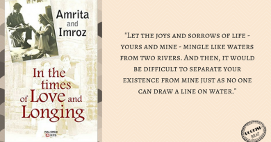 Amrita and Imroz – In the Times of Love and Longing