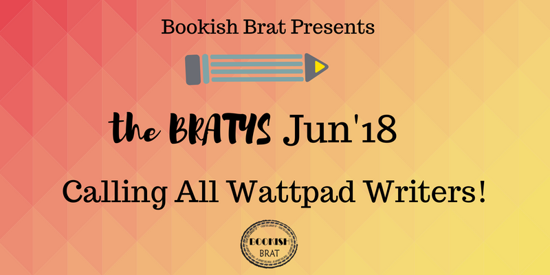 The Bratys Jun'18 | Wattpad Contest - Bookish Brat